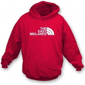 The East Midlands (Nottingham Forest) Hooded Sweatshirt