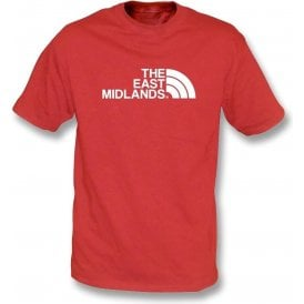 The East Midlands (Nottingham Forest) T-Shirt