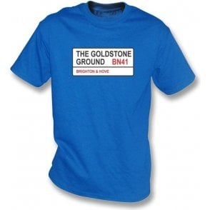 The Goldstone Ground BN41 (Brighton) T-Shirt