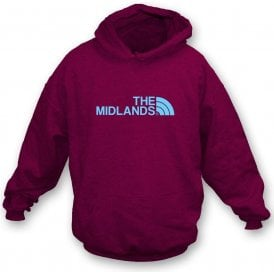 The Midlands (Aston Villa) Kids Hooded Sweatshirt