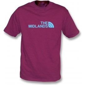 The Midlands (Aston Villa) Kids T-Shirt