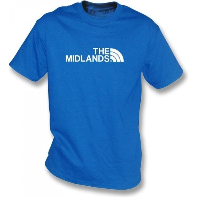 The Midlands (Birmingham City) T-Shirt