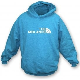 The Midlands (Coventry City) Kids Hooded Sweatshirt