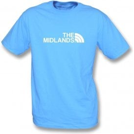 The Midlands (Coventry City) Kids T-Shirt