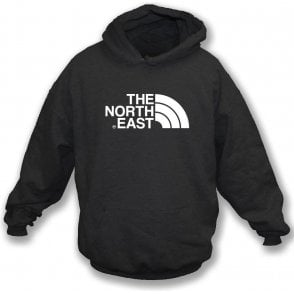 The North East (Newcastle United) Hooded Sweatshirt