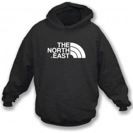 The North East (Newcastle United) Kids Hooded Sweatshirt