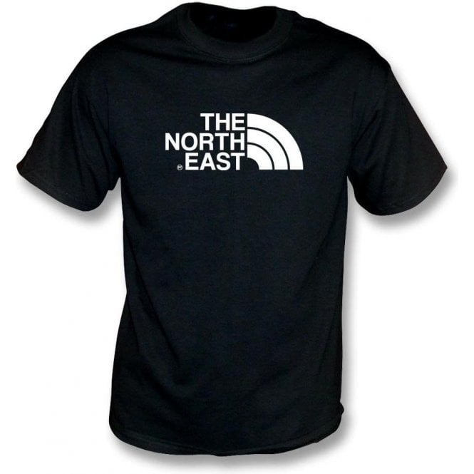The North East (Newcastle United) Kids T-Shirt
