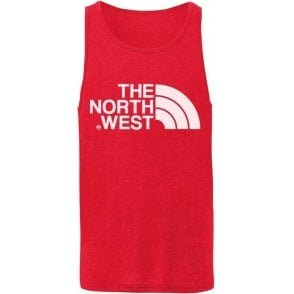 The North West (Accrington Stanley) Men's Tank Top