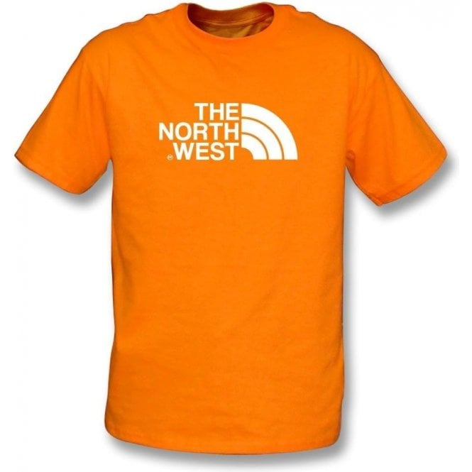 The North West (Blackpool) Kids T-Shirt
