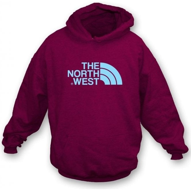 The North West (Burnley) Hooded Sweatshirt