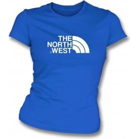 The North West (Everton) Women's Slimfit T-Shirt