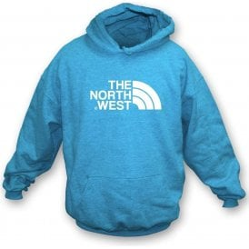 The North West (Manchester City) Kids Hooded Sweatshirt
