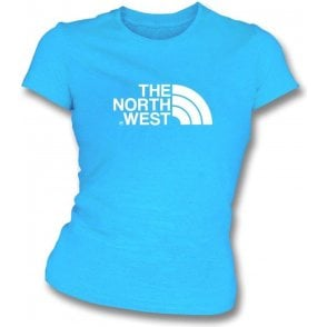 The North West (Manchester City) Women's Slimfit T-Shirt