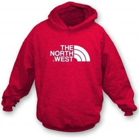 The North West (Manchester United) Kids Hooded Sweatshirt