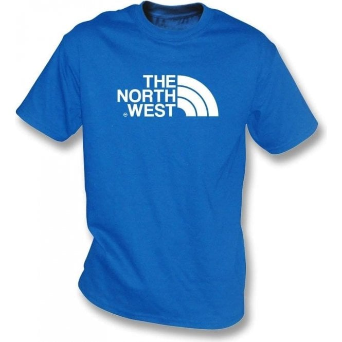 The North West (Oldham Athletic) T-Shirt