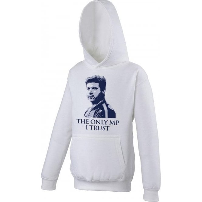 The Only MP I Trust (Mauricio Pochettino) Kids Hooded Sweatshirt