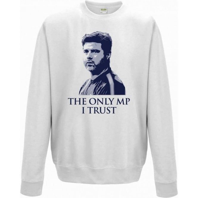The Only MP I Trust (Mauricio Pochettino) Kids Sweatshirt