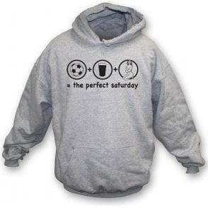 The Perfect Saturday hooded sweatshirt