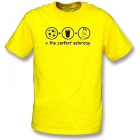 The Perfect Saturday t-shirt