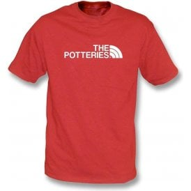 The Potteries (Stoke City) Kids T-Shirt