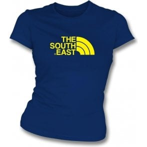 The South East (Oxford United) Womens Slim Fit T-Shirt