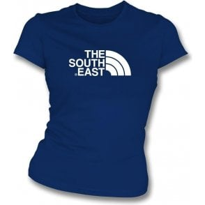 The South East (Southend United) Womens Slim Fit T-Shirt