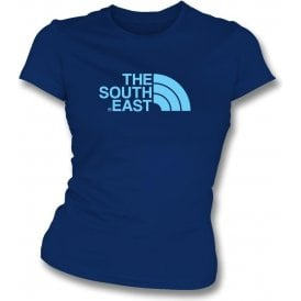 The South East (Wycombe Wanderers) Womens Slim Fit T-Shirt