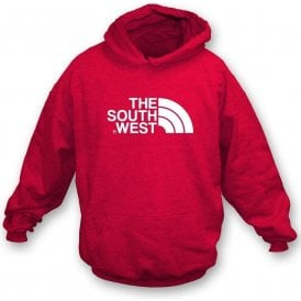 The South West (Cheltenham Town) Kids Hooded Sweatshirt