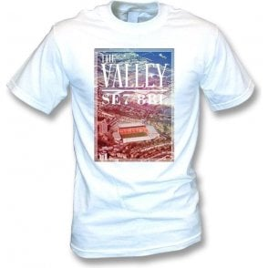 The Valley SE7 8BL (Charlton Athletic) T-Shirt