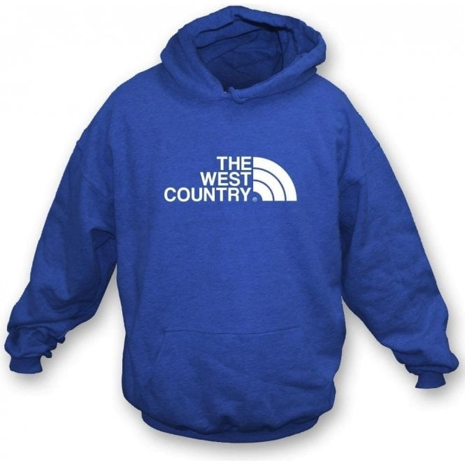 The West Country (Bristol Rovers) Kids Hooded Sweatshirt