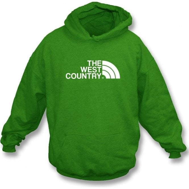 The West Country (Yeovil Town) Kids Hooded Sweatshirt