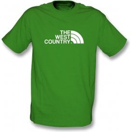 The West Country (Yeovil Town) Kids T-Shirt
