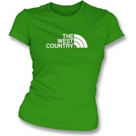 The West Country (Yeovil Town) Womens Slim Fit T-Shirt
