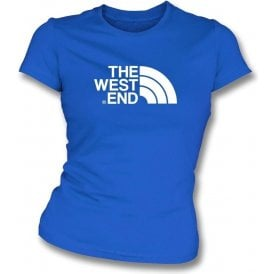 The West End (Queens Park Rangers) Womens Slim Fit T-Shirt
