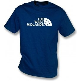 The West Midlands (West Brom) Kids T-Shirt