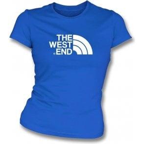 The West Wnd (Chelsea) Women's Slimfit T-Shirt
