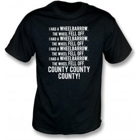The Wheelbarrow Song (Notts County) T-Shirt