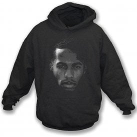 Thierry Henry Large Face Hooded Sweatshirt