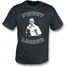 Tom Finney - Legend vintage wash t-shirt
