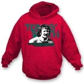 Tommy Smith hooded sweatshirt