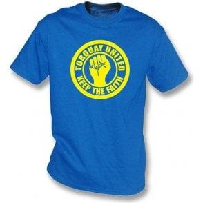 Torquay Keep the Faith T-shirt