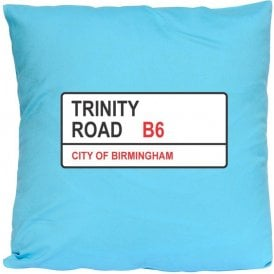 Trinity Road B6 (Aston Villa) Cushion