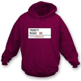 Trinity Road B6 Hooded Sweatshirt (Aston Villa)