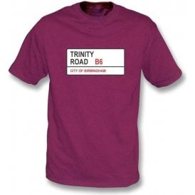 Trinity Road B6 Kids T-Shirt (Aston Villa)