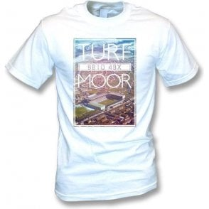 Turf Moor BB10 4BX (Burnley) T-shirt