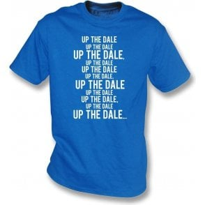 Up The Dale (Rochdale) Kids T-Shirt