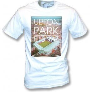 Upton Park E13 9AZ (West Ham) T-Shirt