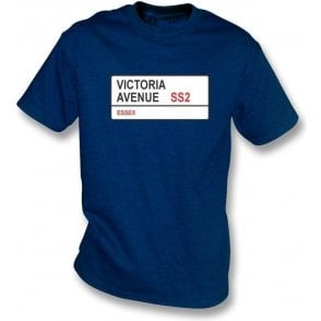 Victoria Avenue SS2 T-Shirt (Southend United)