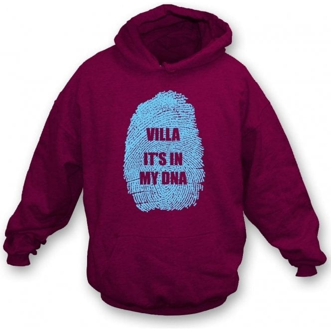 Villa - It's In My DNA (Aston Villa) Kids Hooded Sweatshirt