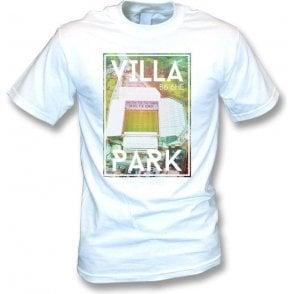 Villa Park B6 6HE (Aston Villa) T-Shirt